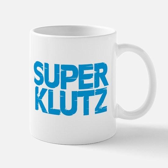 Super Klutz - Blue Mugs