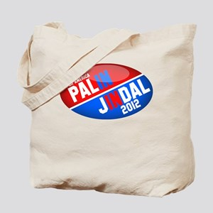 Palin and Jindal 2012 Tote