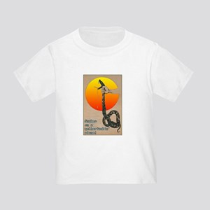 Motherfuckin Snakes Toddler T-Shirt