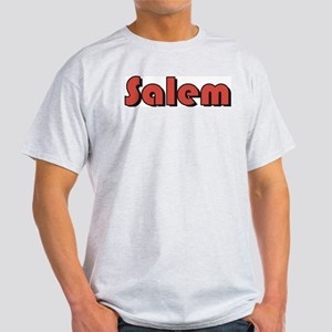 Salem, New Hampshire Ash Grey T-Shirt