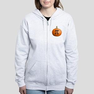 Pumpkin Pie Women's Zip Hoodie