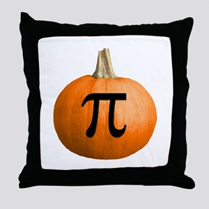 Pumpkin Pie Throw Pillow