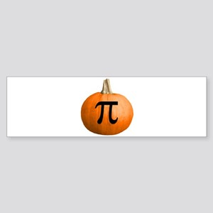 Pumpkin Pie Sticker (Bumper)