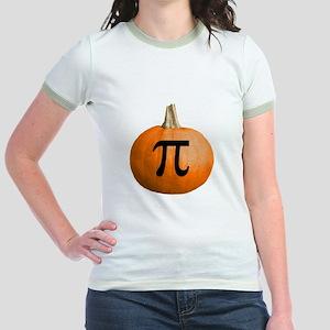 Pumpkin Pie Jr. Ringer T-Shirt