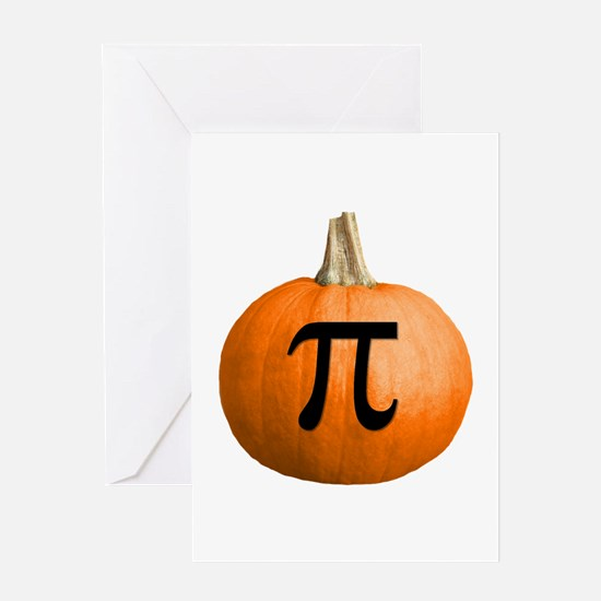 Pumpkin Pie Greeting Card