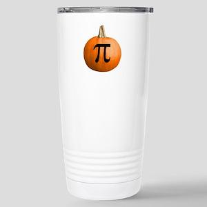 Pumpkin Pie Stainless Steel Travel Mug