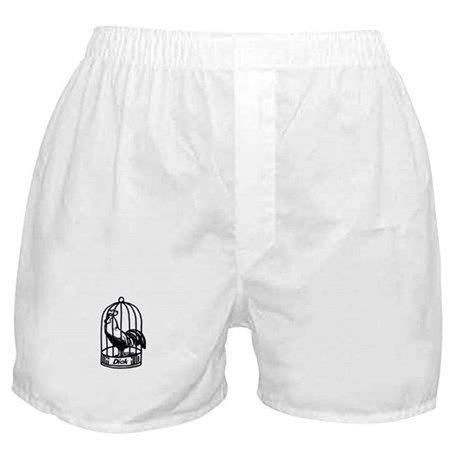 Male Chastity Boxer Shorts