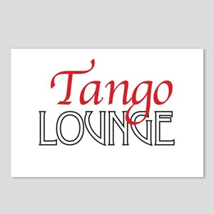 Tango Lounge Postcards (Package of 8)