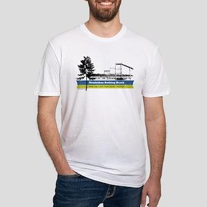 Manhattan Beach Fitted T-Shirt
