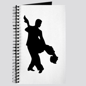 Couple Silhoutte Journal