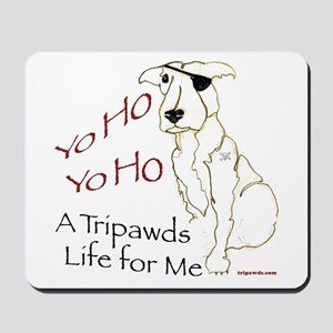 A Tripawds Life Mousepad