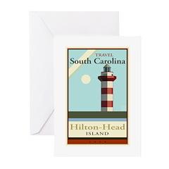 Travel South Carolina Greeting Cards (Pk of 20)