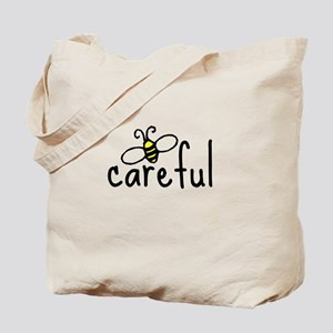 bee careful Tote Bag