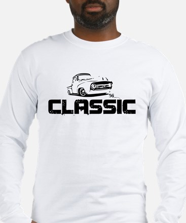 Ford Classic Truck 56 Long Sleeve T-Shirt