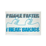 Paddle Faster Rectangle Magnet