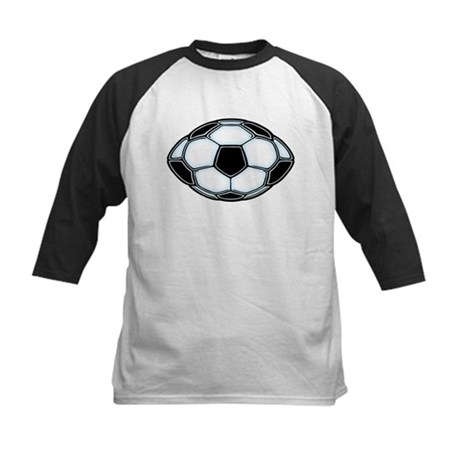Soocerfootball Ball Kids Baseball Jersey