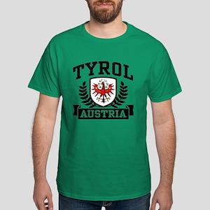 Tyrol Austria Dark T-Shirt