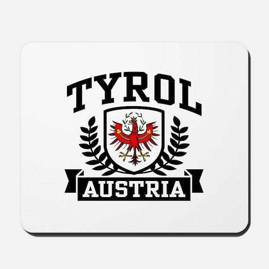 Tyrol Austria Mousepad