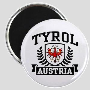 Tyrol Austria Magnet