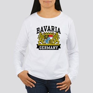 Bavaria Germany Women's Long Sleeve T-Shirt