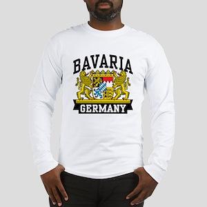 Bavaria Germany Long Sleeve T-Shirt