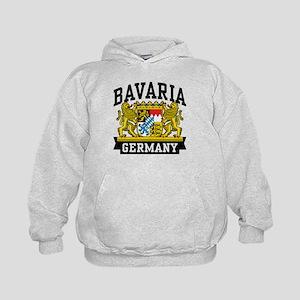 Bavaria Germany Kids Hoodie