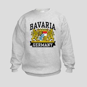 Bavaria Germany Kids Sweatshirt