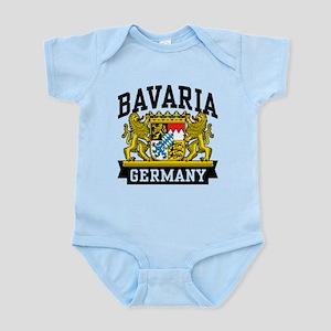 Bavaria Germany Infant Bodysuit
