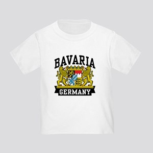 Bavaria Germany Toddler T-Shirt