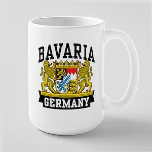 Bavaria Germany Large Mug