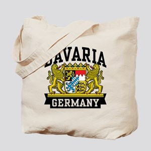 Bavaria Germany Tote Bag