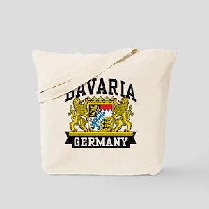 Bavaria Germany Tote Bag