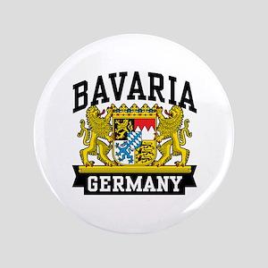 "Bavaria Germany 3.5"" Button"