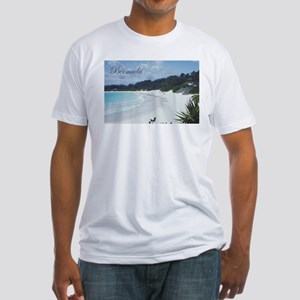 Bermuda Beach Fitted T-Shirt