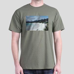 Bermuda Beach Dark T-Shirt