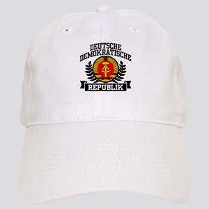 East Germany Coat of Arms Cap