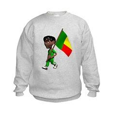 3D Benin Sweatshirt