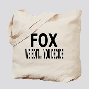 We Edit...You Decide Tote Bag