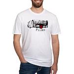 Ed Chigliak Films Fitted T-Shirt