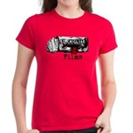 Ed Chigliak Films Women's Dark T-Shirt