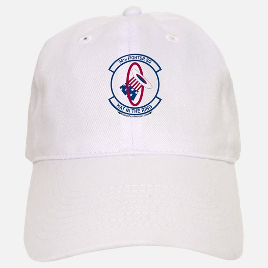 94th FS Baseball Baseball Cap