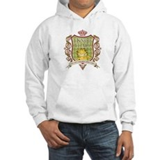 Know It All Garfield Hooded Sweatshirt