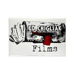 Ed Chigliak Films Rectangle Magnet