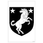Meridies Populace Badge Large Poster