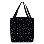 Sea Shells and the Sea Polyester Tote Bag