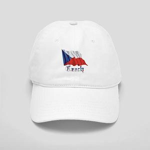 Czech Republic Flag Cap
