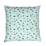 Shells and the Sea Everyday Pillow