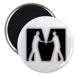 Mirror Image Logo Magnet (100 pack)