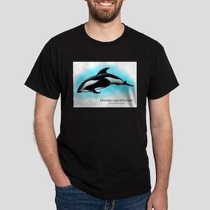 Hourglass Dolphin Dark T-Shirt