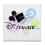 DizFanatic Tile Coaster